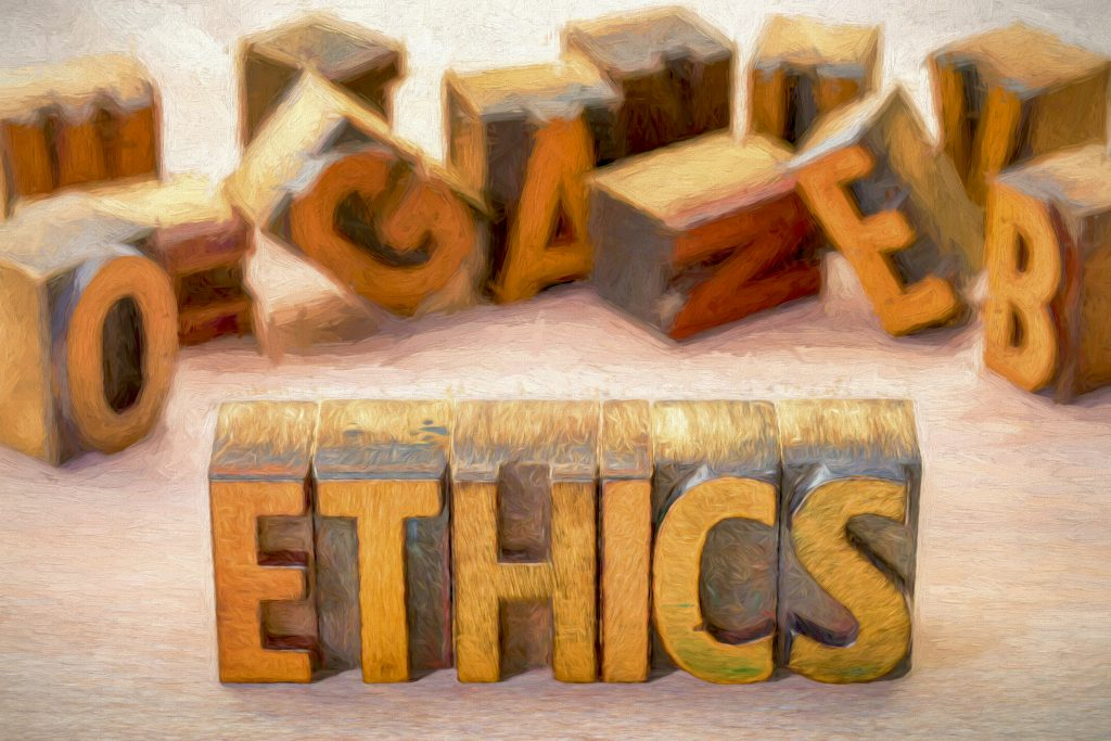 ethics and reality shows
